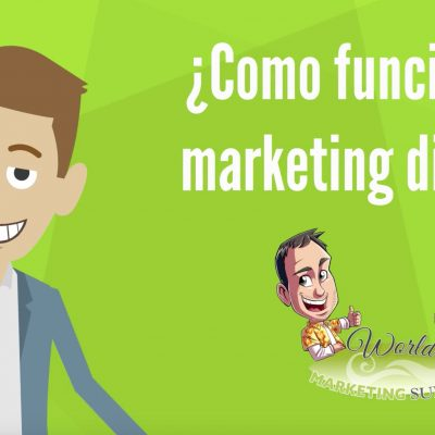 Cómo funciona el Marketing Digital