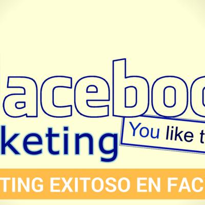 "Entrevista: ""Marketing exitoso en Facebook"""