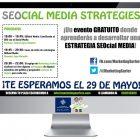 Evento Gratuito: SEOcial Media Strategies, donde aprenderás a desarrollar una Estrategia SEOcial Media - Juan Merodio