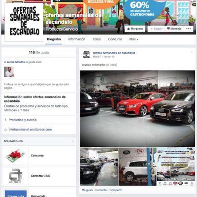 Facebook empieza a activar el nuevo diseño de las páginas de fans