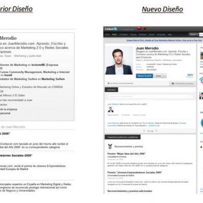 LinkedIn Actualiza y Mejora el Diseño de los Perfiles Personales