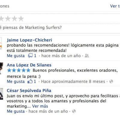 Facebook Permitirá responder a Comentarios de Negocios Locales