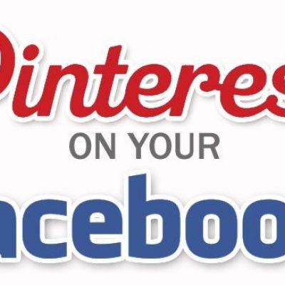 Cómo Integrar tu Cuenta de Pinterest en una Página de Fans de Facebook