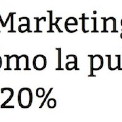 """Entrevista: """"No entiendo como la publicidad digital es menos del 20%"""""""