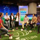 """Entrevista: """"Futbolistas y Redes Sociales"""" en Punto Pelota - Juan Merodio"""