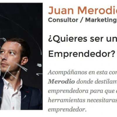 """Entrevista: """"Quiero ser Emprendedor"""""""