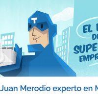 """Entrevista: """" La reconfiguración del mundo empresarial"""" - Juan Merodio"""
