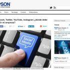 "Artículo: "" Facebook, Twitter, YouTube, Instagram ¿dónde debe invertir mi empresa?"" - Juan Merodio"