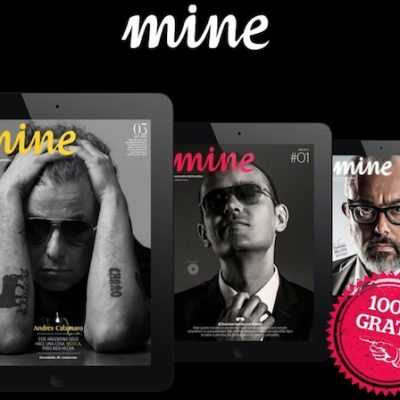 Revista Mine, un Buen Ejemplo de Adaptación Digital del Sector Editorial