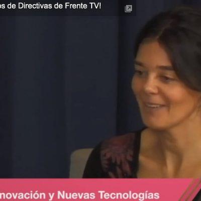 Silvia Leal en Directivas de Frente (Programa 4)