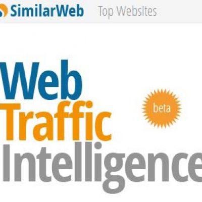 SimilarWeb: conoce la información de los visitantes de una web