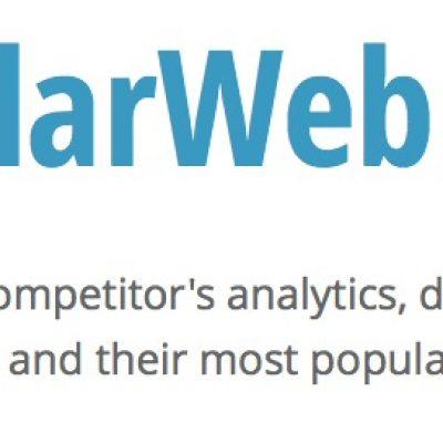 SimilarWeb Pro: descubre los Datos de Analítica de tu Competencia