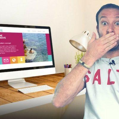 Una empresa sin web pierde clientes