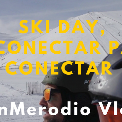 Ski day, desconectar para conectar