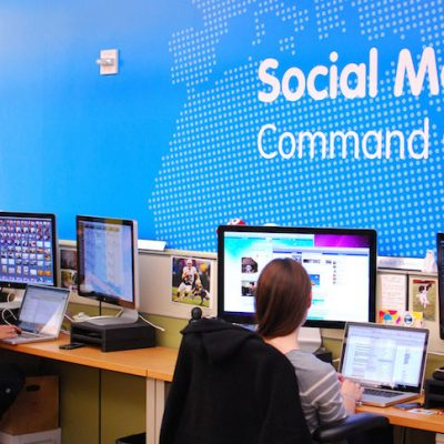 El Social Command Center en la estrategia de Social Media empresarial