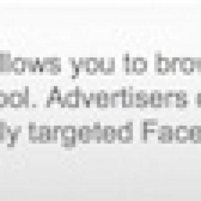 Social Stats, analiza gratis el alcance demográfico de Facebook Ads