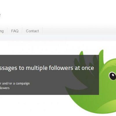 Socialomate, Herramienta para Realizar Campañas de Marketing en Twitter