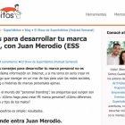 """Entrevista: """"Consejos para desarrollar tu marca personal"""" - Juan Merodio"""