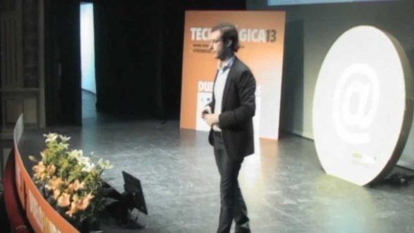 ¿Cómo Promocionar tu Negocio en las Redes Sociales? Juan Merodio en Tecnológica 2013 (Tenerife)