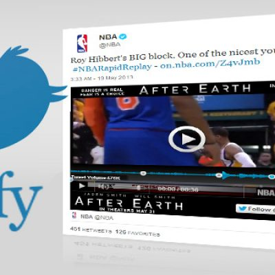 Twitter Amplify, la Fusión de Televisión y Social Media Ya es una Realidad