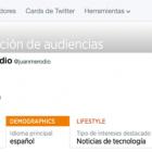 Twitter Audience Insights para entender mejor a tu cliente - Juan Merodio