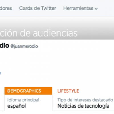 Twitter Audience Insights para entender mejor a tu cliente