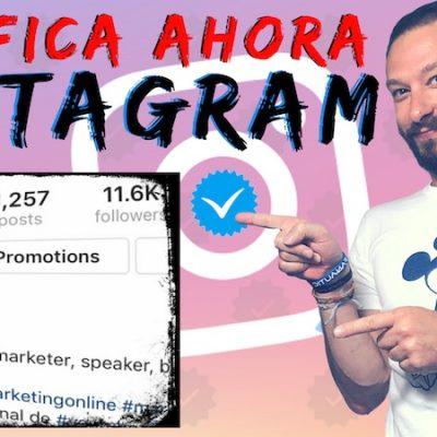 3 Pasos para Verificar tu Cuenta de Instagram