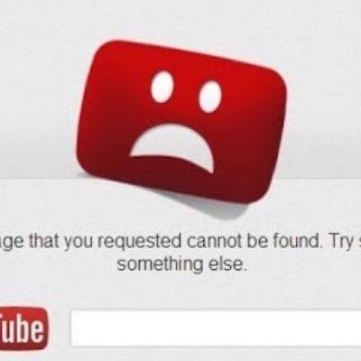 Cómo me han hackeado un video en YouTube ¿una nueva práctica?