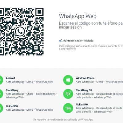 Cómo conectar WhatsApp con tu PC y exporta tus contactos