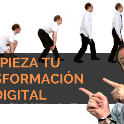 Iniciación a la Transformación Digital