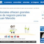 """Entrevista: """"Las Redes Sociales ofrecen grandes oportunidades de negocio para las empresas"""""""