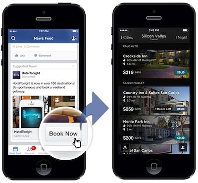Facebook Añade en sus Anuncios Nuevos Botones de Llamada a la Acción - Juan Merodio
