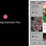 Publicidad en Pinterest: Cinematic Pins