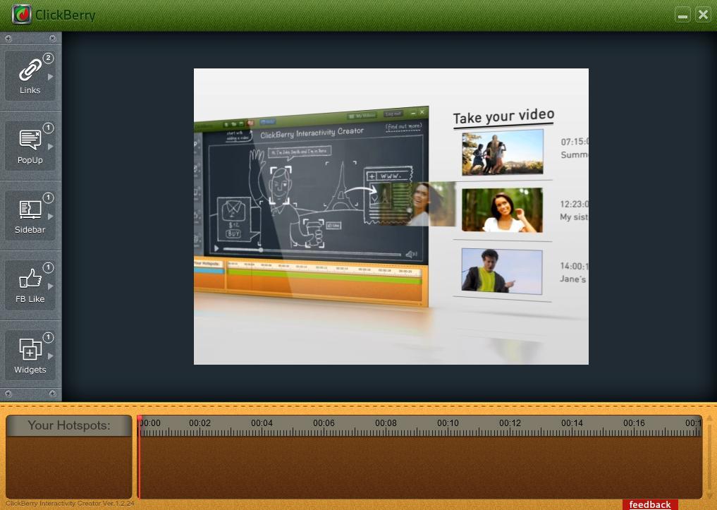 ClickBerry, una Herramienta para Crear Videos Interactivos - Juan Merodio