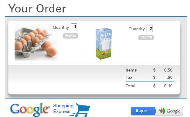 Google Shopping Express, Un Nuevo Servicio para eCommerce de Entrega Rápida de Google