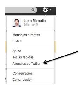 Twitter Ads, Cómo Empezar a Utilizar los Anuncios de Twitter - Juan Merodio