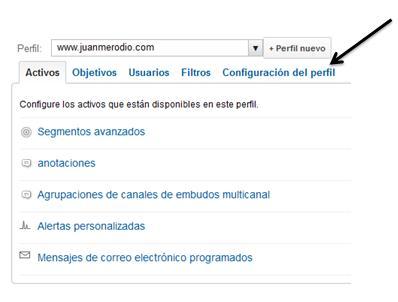 """""""Búsqueda en Sitio"""" en Analytics: conoce qué buscan los usuarios - Juan Merodio"""