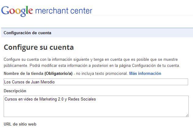Empieza a Vender los Productos de tu Tienda Online en Google Shopping - Juan Merodio