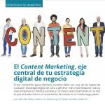 """Artículo: """"El Content Marketing, eje de tu estrategia digital de negocio"""""""