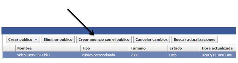 Cómo Crear Anuncios en Facebook Ads Segmentados a una Lista de Emails - Juan Merodio