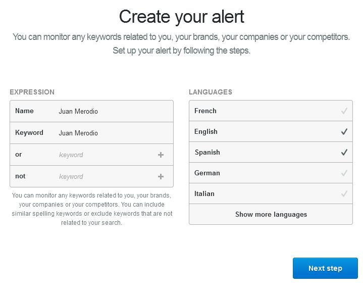 Mention: aprende a crear Alertas y Monitorizar tu Marca en Internet - Juan Merodio