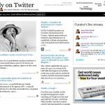 Organiza tu información de Twitter con Paper.li y convierte tu timeline en un periódico