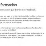 Haz una copia de seguridad de tus perfiles en Redes Sociales