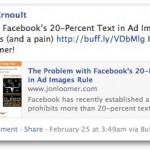 Domain Sponsored Story, el Formato de Facebook Ads que Ofrece Mejores Resultados