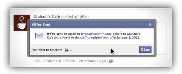 Facebook Lanza el Servicio de Cupones Gratuito para Empresas Locales - Juan Merodio