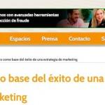 """Artículo: """"El empleado como base del éxito de una estrategia de marketing"""""""