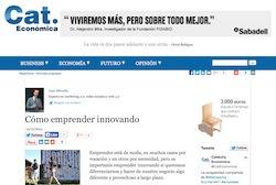 """Artículo: """"Cómo Emprender Innovando"""" - Juan Merodio"""