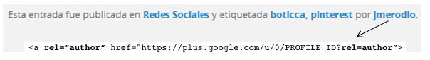 AuthorRank, Haz Que Tu Foto Aparezca en los Resultados de Google - Juan Merodio