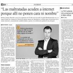 Mi entrevista para El Día de Canarias