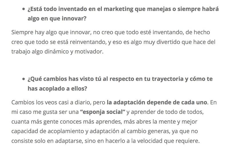 """Entrevista: """"La avaricia limita a quien no comparte conocimiento"""" - Juan Merodio"""